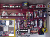 We stock a large varity of performance accessories and parts.